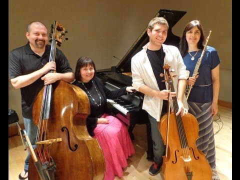 "Laurel Ann Maurer and Friends ""Sonata in G Major"" LIVE in-studio performance: H89"