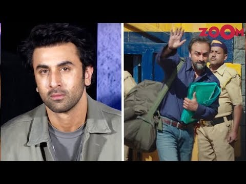 Ranbir Kapoor On How He Got Into The Skin Of Sanjay Dutt While Shooting Jail Sequence In Sanju