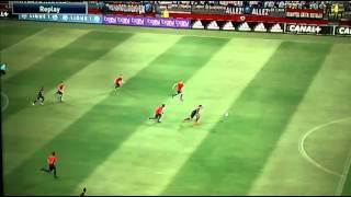 PES 2016 GAMES 🎮Zlatan Ibrahimović Golaçooooo⚽ PSG.
