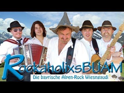 Oktoberfest live - die Rockaholixs Buam live auf der Wiesn