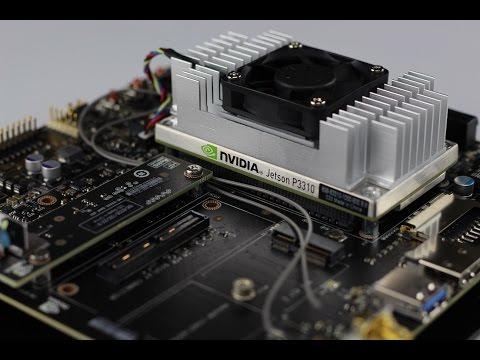 NVIDIA Jetson TX2 Development Kit Unboxing and Demonstration