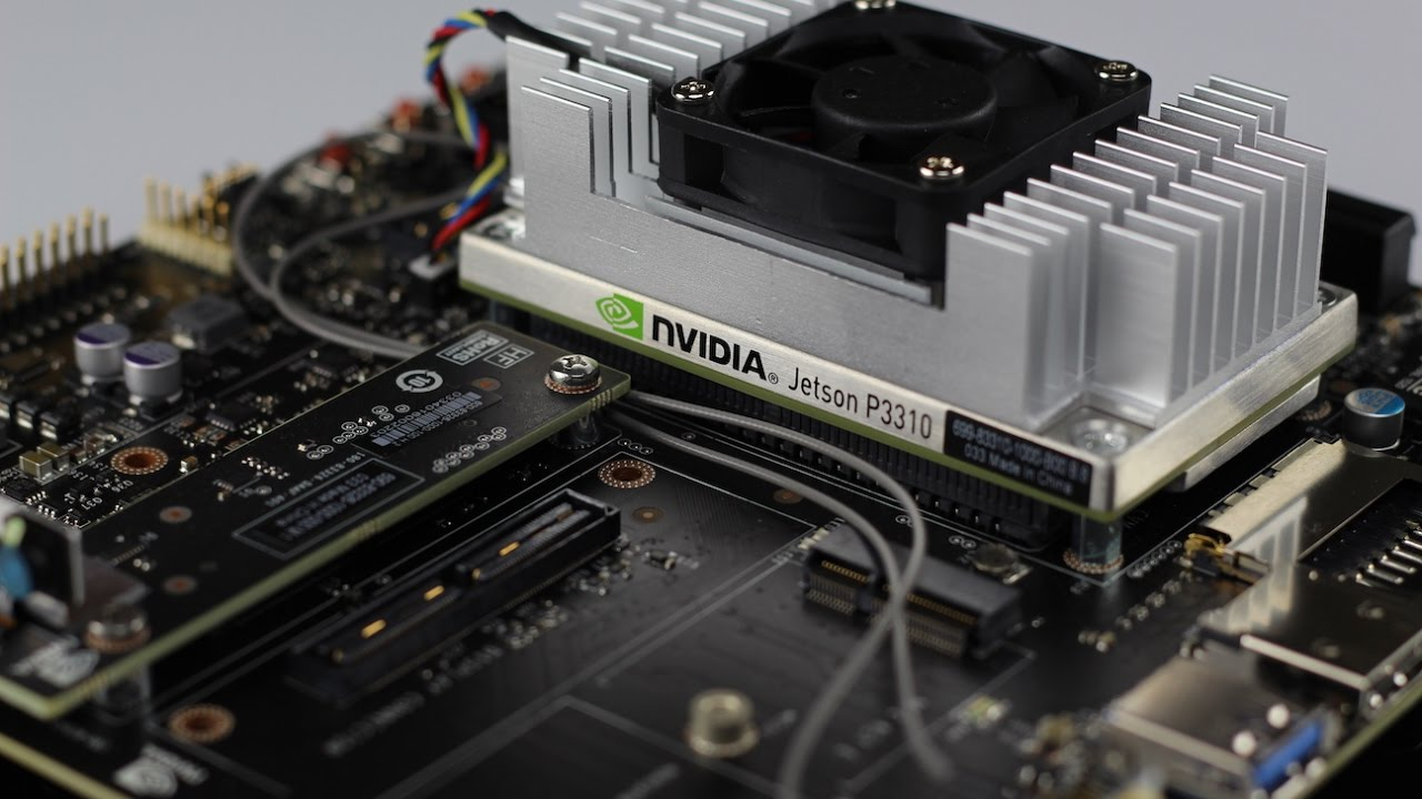 NVIDIA Jetson TX2 Development Kit Unboxing and Demonstration