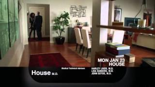 Доктор Хаус 8 сезон 9 серия (House 8x09) 'Better Half' Promo