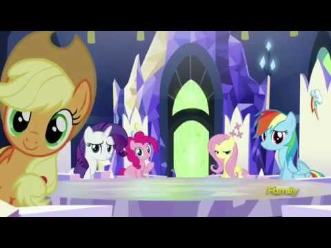 Twilight tries to break Discord's spell - What About Discord?