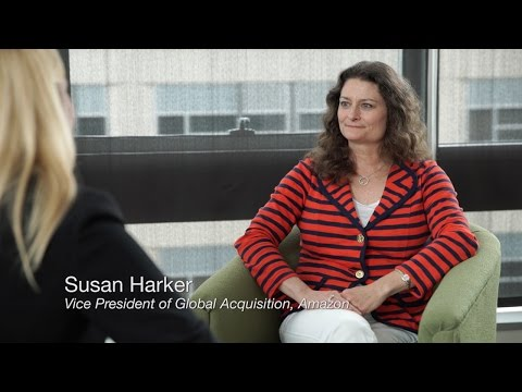 Interview With Susan Harker, VP of Global Talent Acquisition at Amazon