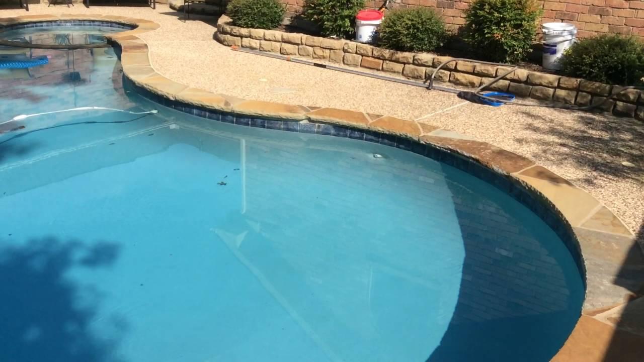 bad swimming pool plaster job w darren kesler of asp of dallas youtube