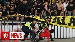GBK Stadium violence: Malaysia to file formal complaint to FIFA and Indonesian govt