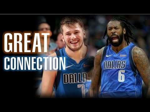 Luka Doncic & DeAndre Jordan🔥Full Highlights vs Bulls - Dallas Mavericks - 22.10.18