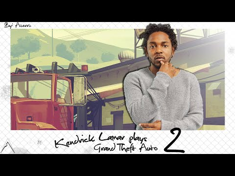 Kendrick Lamar Plays GTA Online! II | King Kunta