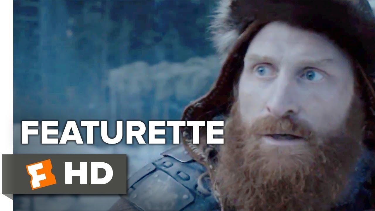 The Last King Featurette - The Story (2016) - Kristofer Hivju Movie HD