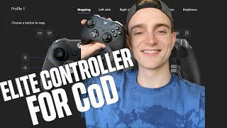 Elite Controller Call of Duty! - How to set up Elite Controller for CoD! Quick and Easy!