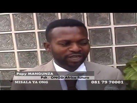 ASSOCIATION AFRICA FUTURE VISITE  KINSHASA