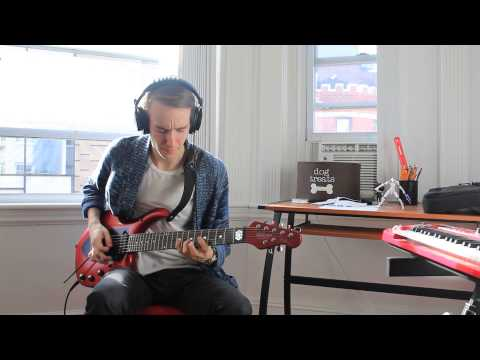 Guthrie Govan - Remember When (Cover) By Jakob Freudendahl