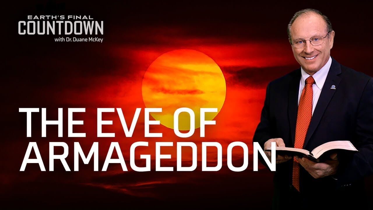 video thumbnail for What the Dream in Daniel 2 Tells Us on the Eve of Armageddon!