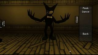 bendy and the ink machine build our machine but its roblox