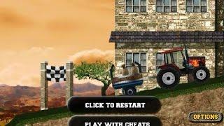 мультик игра про трактор