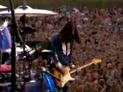 Red Hot Chili Peppers- Live At Slane Castle- Intro & By the Way