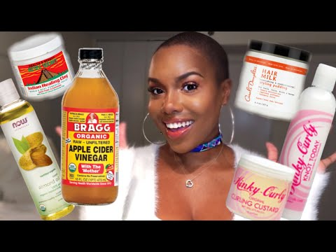 BEST Products For Healthy Natural Hair + Growth! | Nia Hope