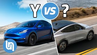 Tesla Model Y vs. competition - wait, who's that?