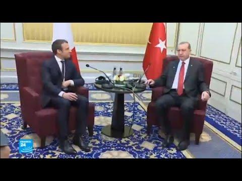 أردوغان في باريس الجمعة لبحث الملف السوري والاقتصاد المشترك بين البلدين