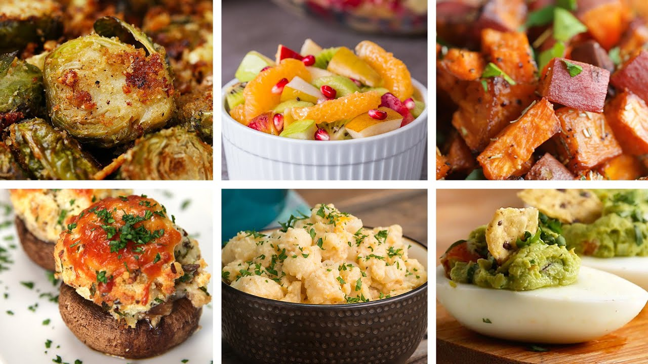 maxresdefault - Healthier Holiday Sides
