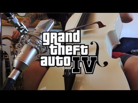 GTA IV Theme Song Cover