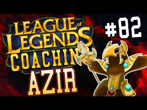 NEACE: AZIR MID COACHING 82, GOLD, HOW TO PUSH AND CONTROL VISION TO WIN