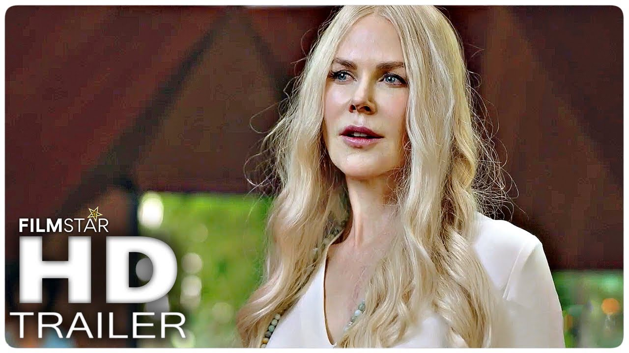 NINE PERFECT STRANGERS Trailer (2021)
