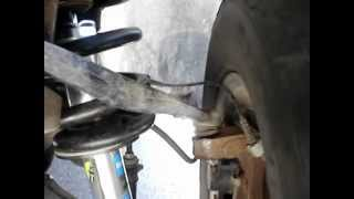 Bilstein 5100 shocks on 2008 chevy silverado test