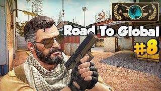 Content Content Content!  CSGO #RoadToGlobal Ep 8 /w Xccurate,dvputriii and GT (MM)