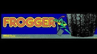 Frogger (Arcade PC) Live Stream with Mike Matei