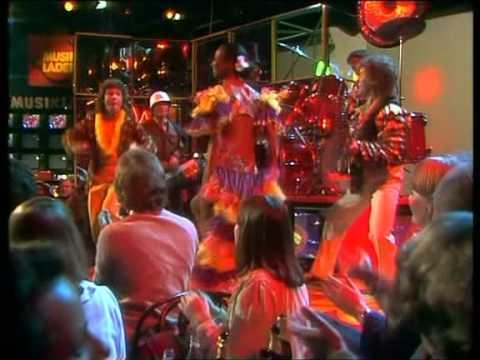Saragossa Band - Dance with the Saragossa Band on 45 1982