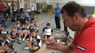 DHB-Jugend-Camp: Sigurdssons Blick in die Zukunft