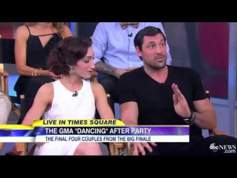 What Does Maks Think Of Meryl? (Part 4 of 4)