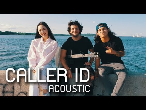 Caller ID - Tyler & Ryan ft. Jannine (ORIGINAL Acoustic Version.)