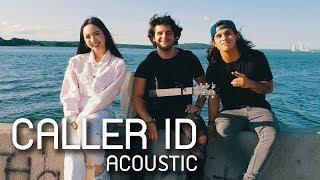 Caller ID - Tyler & Ryan ft. Jannine (ORIGINAL Acoustic Version.)