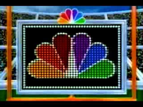 1990 NFL on NBC Intro