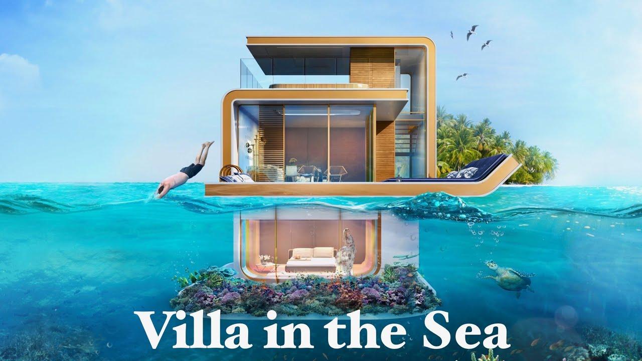 Дубай виллы у моря бронирование квартир в турции
