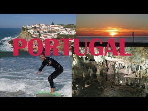 PORTUGAL I Travel Vlog I Mona Helene