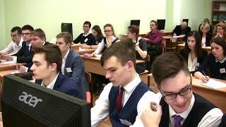 Урок астрономии, 11 кл., учитель - Шаров С. Н.,  МБОУ гимназия №34 города Орла