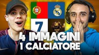 INDOVINA IL CALCIATORE CHALLENGE!!! - 4 IMMAGINI 1 CALCIATORE w/ Fius Gamer