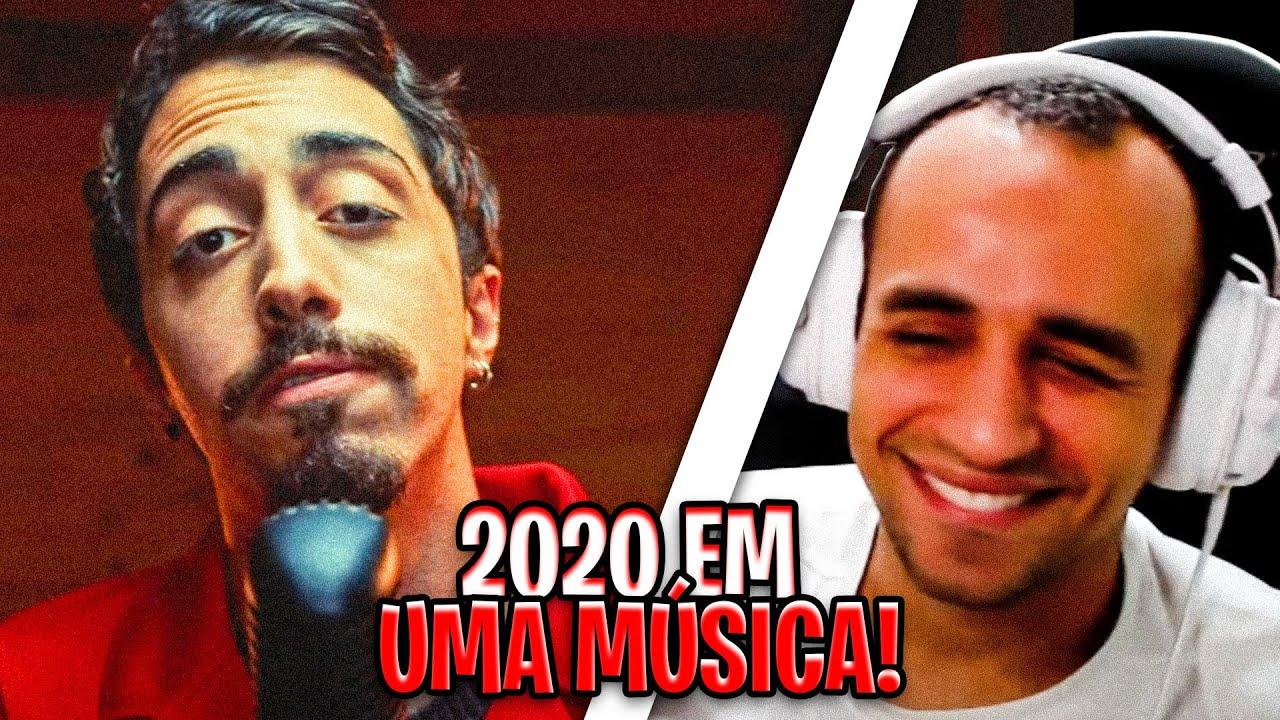 Reagindo a 2020 EM UMA MÚSICA por Lucas Inutilismo