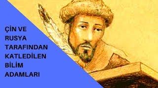 RUSYA VE ÇİN TARAFINDAN ÖLDÜRÜLEN TÜRKLER Divanü Lügati't Türk)