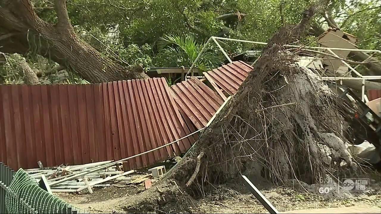 National Weather Service confirms EF-1 tornado hit Orlando area