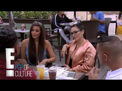"""Jersey Shore"" Cast Reminisce About Past Hookups 