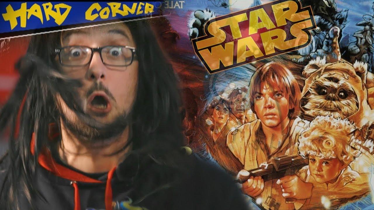 STAR WARS : Le Film des Ewoks ? – HARD CORNER – Benzaie ft. Ganesh2