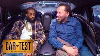 Car Test: Nipsey Hussle