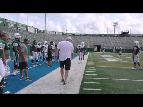 Tulane Football: Coaches Corner With Offensive Line Coach John McDonell
