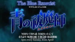 Ao no Exorcist / Blue Exorcist Trailer [720p HD] {English Sub}~