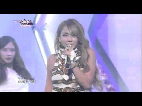 뮤직뱅크 - [2NE1] Music Bank EP712
